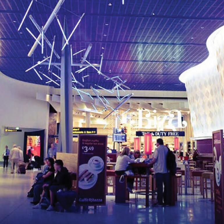 Airport Passenger Activity Monitoring. Enhance passenger experience with activity monitoring at airports