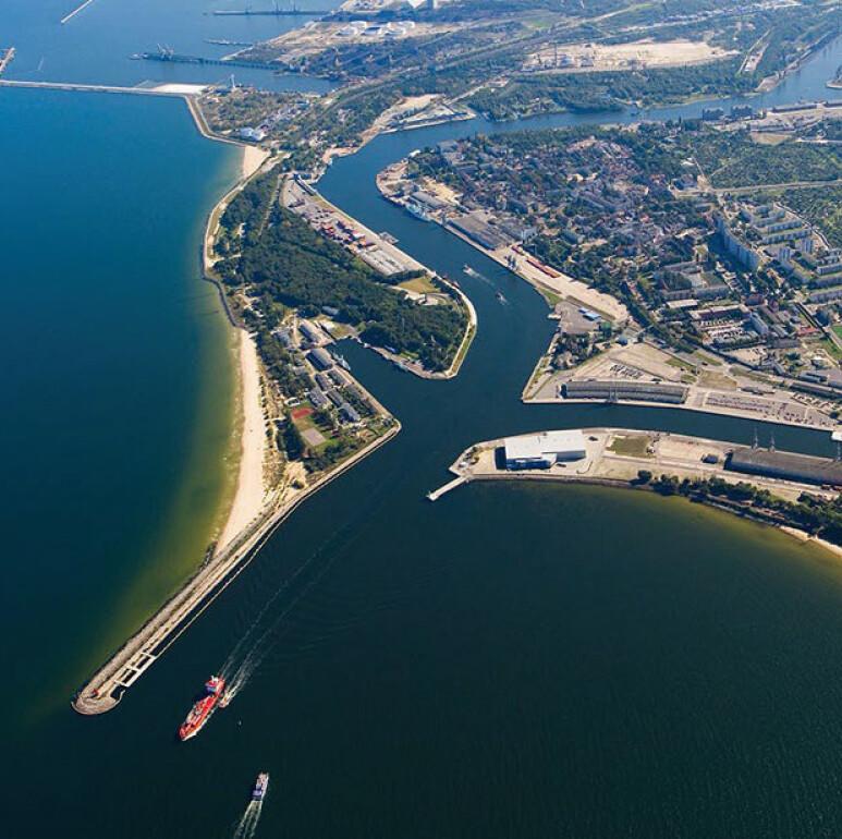Monitoring Maritime Air Pollution. Reducing logistics environ-mental impact in Baltic Sea port