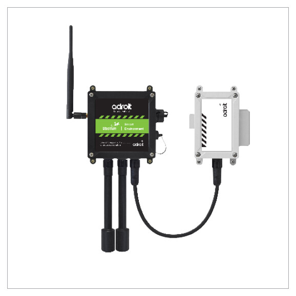 Libelium Smart Environment Sensor
