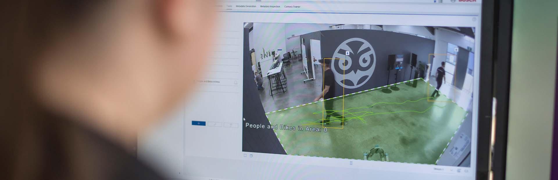 Camera Analytics software