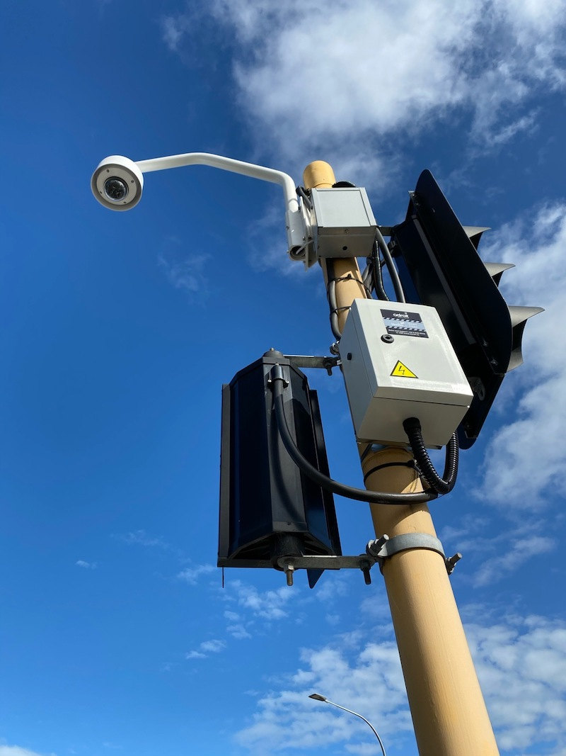 traffic and cycle monitoring systems