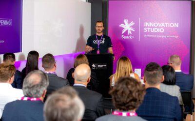 Ulrich Frerk – guest speaker at Spark Innovation Studio