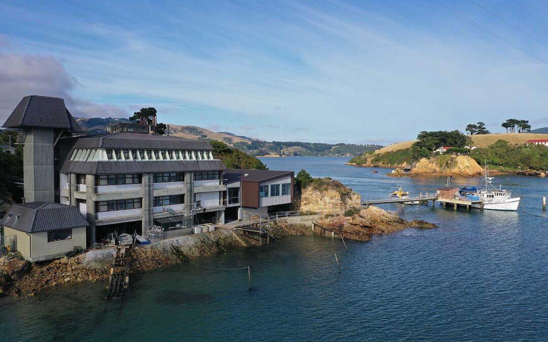 University of Otago Automates Marine Research Programme