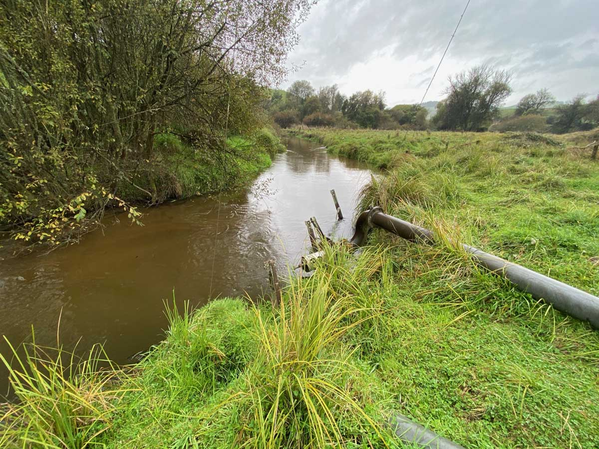 Continuous water monitoring creates valuable data to aid in water quality and catchment area decision making.