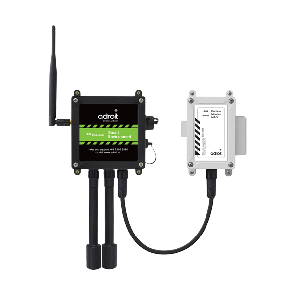 ADROIT TEMPERATURE, HUMIDITY, PRESSURE AND DUST (PM) MONITORING KIT