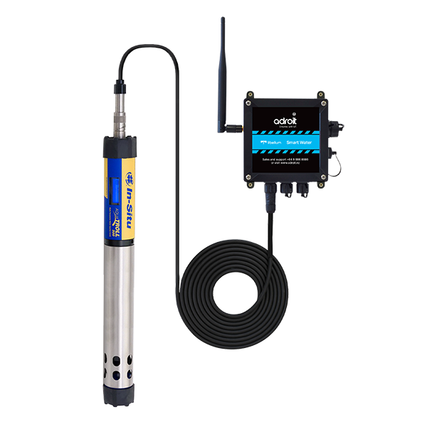 ADROIT PH:ORP, TURBIDITY SONDE WATER MONITORING KIT