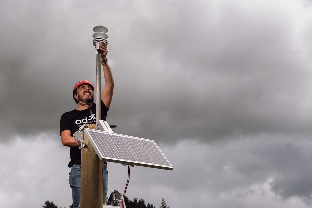 Rugged sensors suited to New Zealand conditions