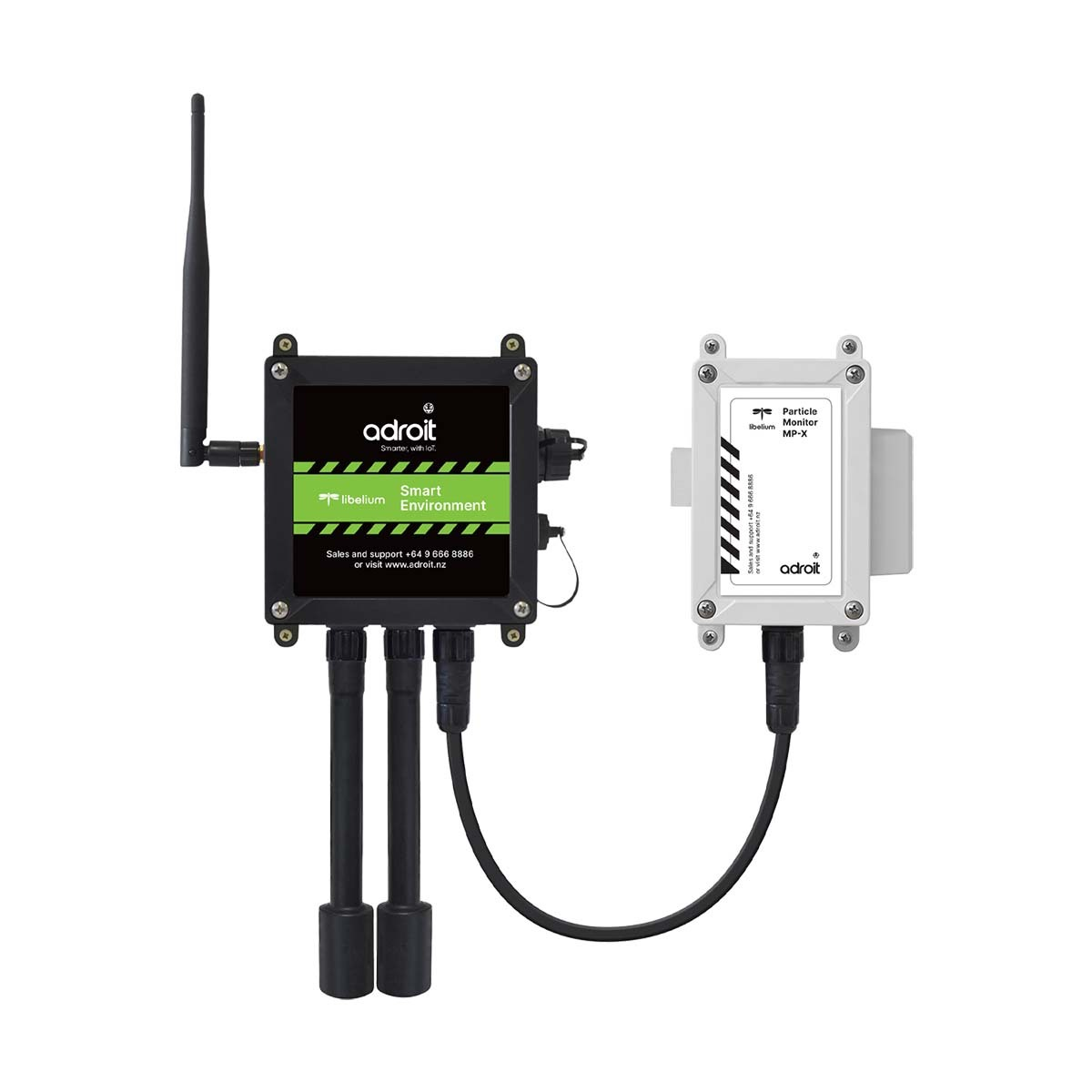 Adroit Indoor Air Monitoring solution